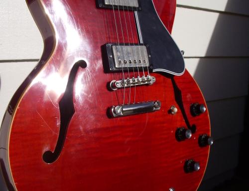 Cherry Red ES-335